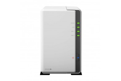 SYNOLOGY DS220J 1.3GHz DUAL CORE 2-BAY NAS STORAGE(2YRS CARRY-IN)