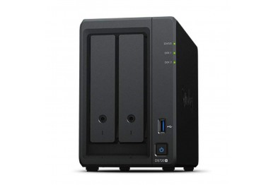 SYNOLOGY NAS DS720+ 2BAY DISK STATION(2YRS)