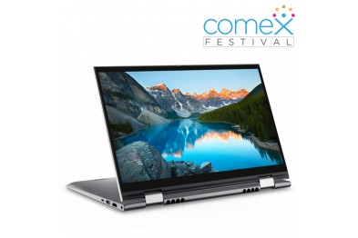 """DELL Inspiron14 2-in-1 5410 TOUCH SCREEN 14"""" FHD   Intel® Core™ i5-1135G7   8GB RAM   512GB M.2 NVMe PCIe SSD   Intel® Iris® Xe   WIN 10 HOME   FREE STYLUS PEN   4Years Premium Support and Onsite Service By Dell"""