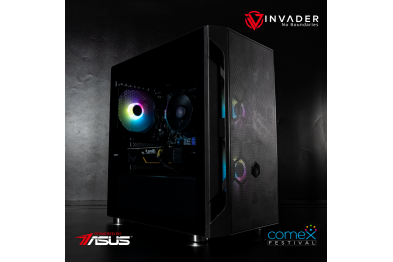 [COMEX] MASTER MK 3 (POWERED BY ASUS) - RYZEN 5 5600X + 3060 Ti