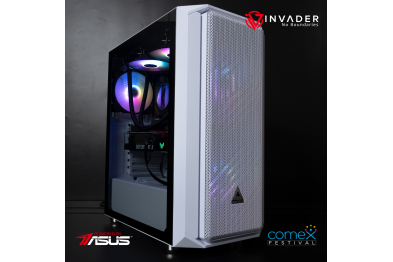 [COMEX] SUPREME MK 1 (POWERED BY ASUS) - i5 11500 + 3060 Ti
