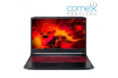Acer Nitro 5 AN515-55-73Q0 15.6 Inch FHD IPS 144Hz Gaming laptop with 10th Gen Intel 8 Core i7-10870H Processor and NVIDIA GeForce GTX 1650TI Graphic