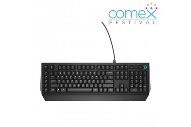 DELL Alienware Advanced Gaming Keyboard – AW568