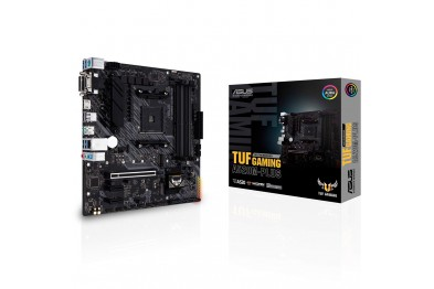 ASUS TUF GAMING A520M-PLUS AM4 M-ATX MOTHERBOARD