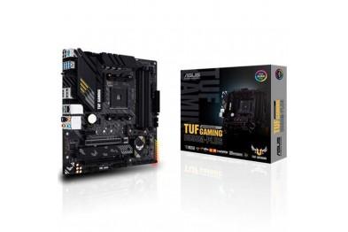 ASUS TUF GAMING B550M-PLUS WI-FI AMD B550 (Ryzen AM4) micro ATX gaming motherboard