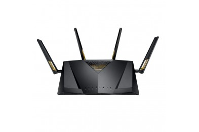 ASUS RT-AX88U AX6000 WI-FI DUALBAND ROUTER (3YEARS WARRANTY)