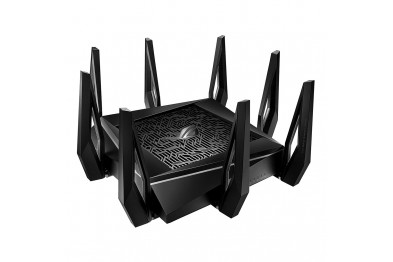 ASUS ROG RAPTURE GT-AX11000 TRI-BAND 10GB GIGABIT GAMING ROUTER (3 YEARS WARRANTY)