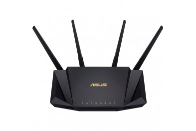 ASUS RT-AX58U AX3000 WIFI6 DUAL BAND WIRELESS ROUTER (3YEARS WARRANTY)