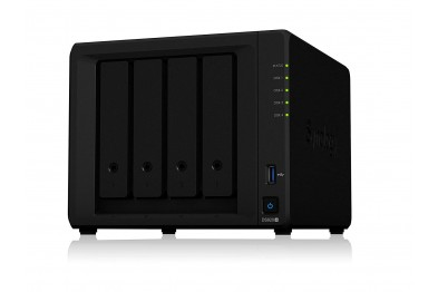 Synology DS920+ Quad Core 2.0 GHz 4-Bay DiskStation, 4GB RAM - 3 YEARS WARRANTY