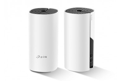 TP-LINK Deco HC4(2-pack) AC1200 Dual Band Gigabit MU-MIMO WiFi Mesh Router (Whole Home Mesh WiFi System) Works with all Telcos (Supports IPTV)