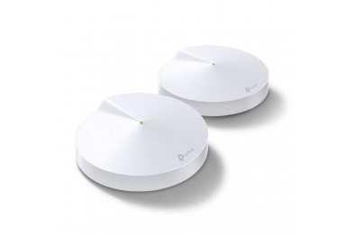 TP LINK Deco M5(2-pack) AC1300 Dual Band Gigabit MU-MIMO WiFi Mesh Router (Whole Home Mesh WiFi System) Works with all Telcos (Supports IPTV) | DECO M5 2-Pack | Deco M5 2 Pack