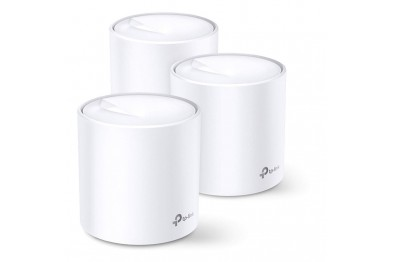 TP-LINK Deco X60 (3pack) WiFi 6 AX3000 Whole Home Mesh WiFi System
