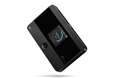 TP-LINK M7350 150 Mbps 3G/4G LTE Mobile Dual Band Travel WiFi Router/MiFi/Hotspot (with Sim Slot, up to 10 Devices & 8 Hrs)