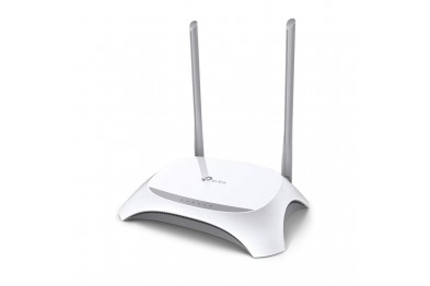 TP-Link TL-MR3420 3G/4G Wireless N-300 Router