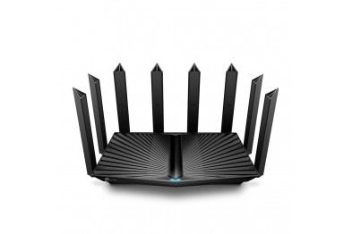 TP-LINK Archer AX90 AX6600 Tri Band OFDMA MU-MIMO Gigabit Wireless WiFi 6 Router, Works with all Telcos (Supports IPTV)