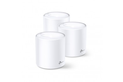 TP-LINK Deco X20 (3-pack) WiFi 6 AX1800 Whole Home Mesh WiFi System