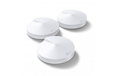 TP-Link Deco M9 Plus 3-Pack AC2200 Smart Home Mesh Wi-Fi System